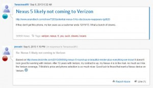 Angry Verizon Subscribers