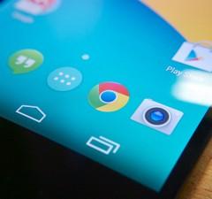 Nexus 5 with Kit-Kat