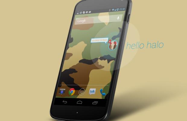 Paranoid Android on Nexus 4