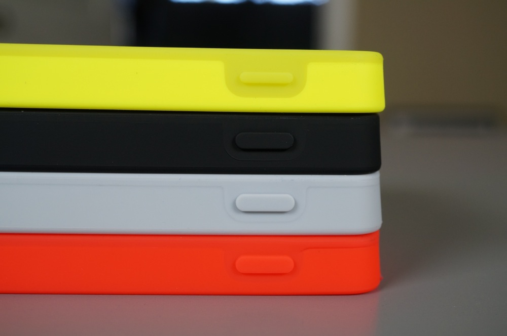 The Nexus 5 Bumper Case Nexus 5 Bumper Case Yellow