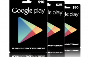 Google Play Gift Cards to come with Nexus 5X Preorder