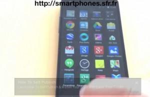 Nexus 5 hands on via BGR