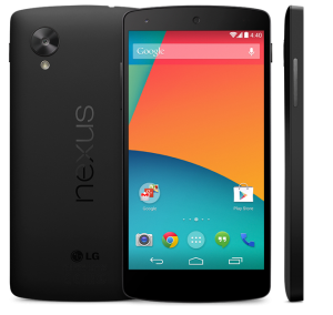 Nexus 5 rendered via Android Police
