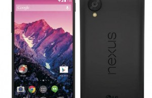 Nexus 5 Coming to Sprint