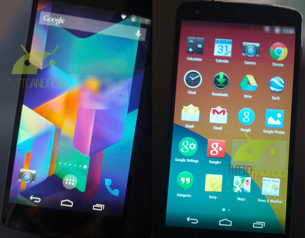 Android Kit Kat mobile operating system