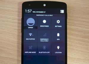 Nexus Keypad