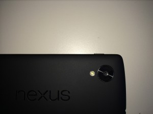 Follow the steps listed here to take a screenshot on the Google Nexus 5.