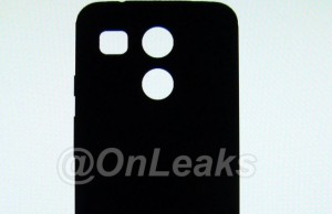 Nexus 5 2015 back cover